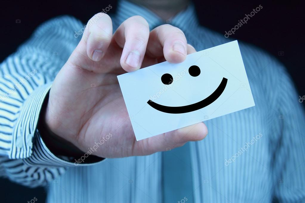 depositphotos 18889651-stock-photo-smile-business-card